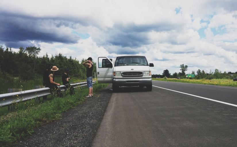 Grand prix de Trois-Rivières : Accident, remorquage et VIP